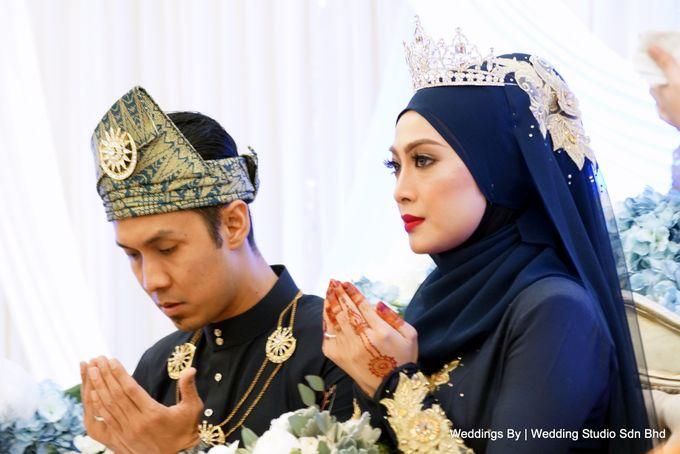 Wedding Reception at IDCC Section 15 Shah Alam by Wedding Studio Sdn Bhd - 030