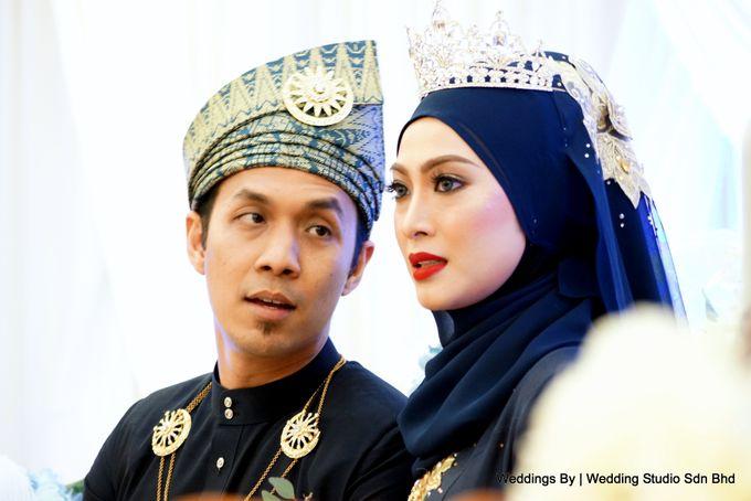 Wedding Reception at IDCC Section 15 Shah Alam by Wedding Studio Sdn Bhd - 032