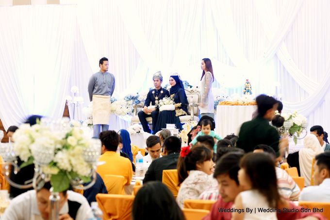 Wedding Reception at IDCC Section 15 Shah Alam by Wedding Studio Sdn Bhd - 033