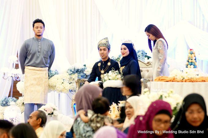 Wedding Reception at IDCC Section 15 Shah Alam by Wedding Studio Sdn Bhd - 034