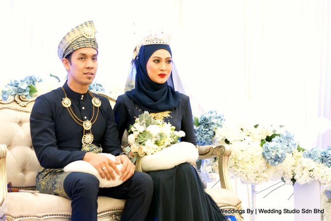 Wedding Reception at IDCC Section 15 Shah Alam by Wedding Studio Sdn Bhd - 036