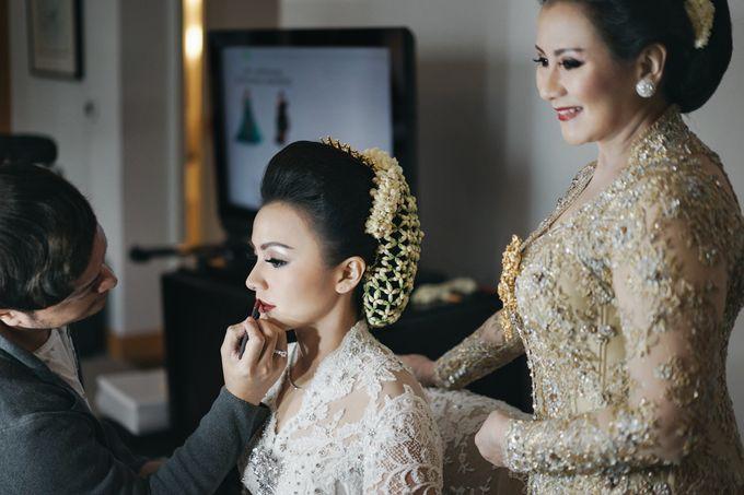 Togi & Jesicca - Holy Matrimony & Batak Ceremony by JAYSU Weddings by Jacky Suharto - 005