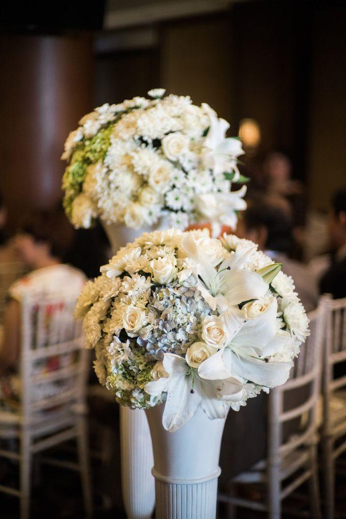 WEDDING OF INDARTA & BELINDA by isamare - 007