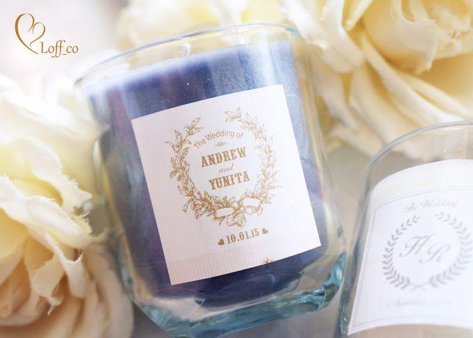 Aromatherapy Candle by Loff_co souvenir - 004