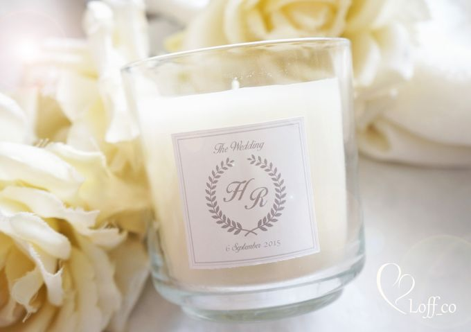 Aromatherapy Candle by Loff_co souvenir - 002