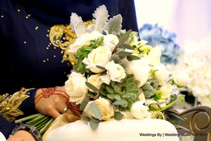 Wedding Reception at IDCC Section 15 Shah Alam by Wedding Studio Sdn Bhd - 038
