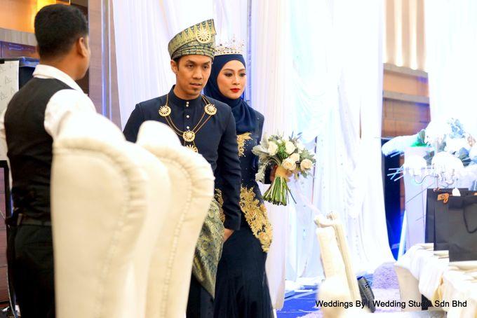 Wedding Reception at IDCC Section 15 Shah Alam by Wedding Studio Sdn Bhd - 039