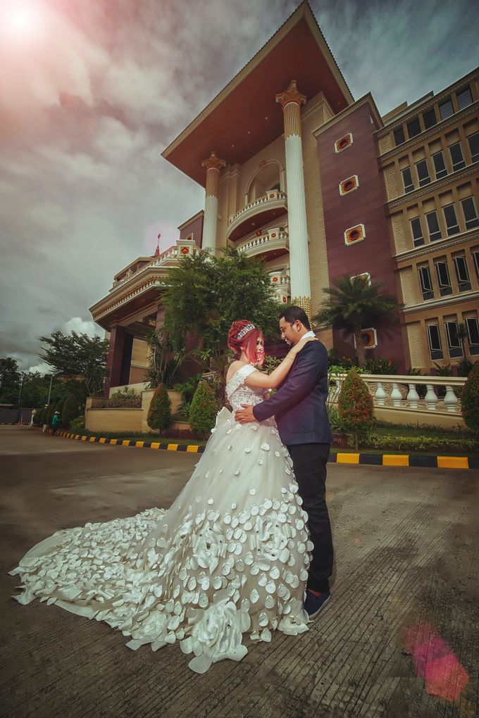 bride by Bamboo Photography - 001