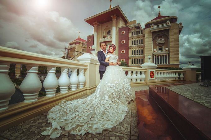 bride by Bamboo Photography - 002