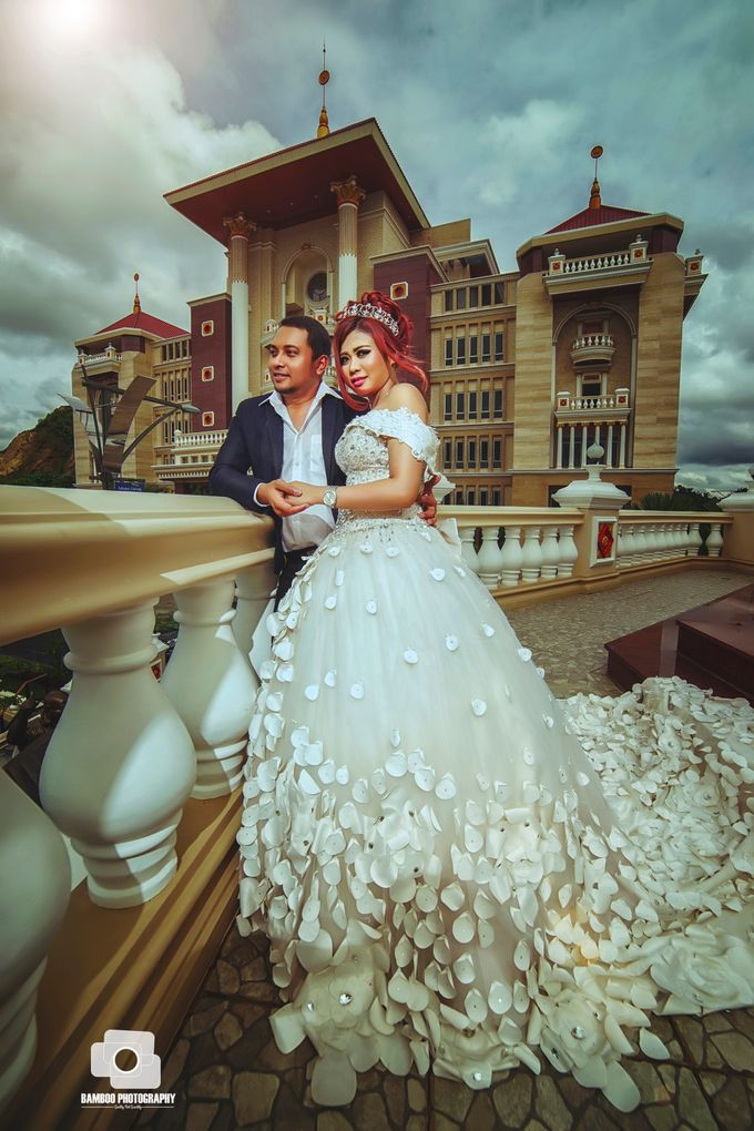 bride by Bamboo Photography - 003