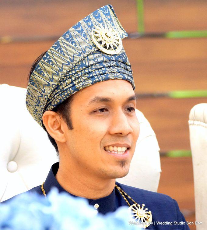 Wedding Reception at IDCC Section 15 Shah Alam by Wedding Studio Sdn Bhd - 041