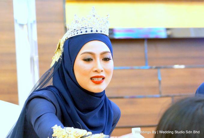 Wedding Reception at IDCC Section 15 Shah Alam by Wedding Studio Sdn Bhd - 042