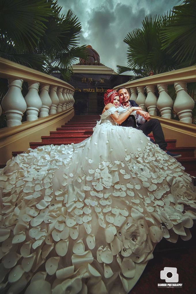 bride by Bamboo Photography - 005