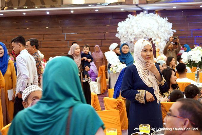Wedding Reception at IDCC Section 15 Shah Alam by Wedding Studio Sdn Bhd - 044