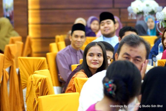 Wedding Reception at IDCC Section 15 Shah Alam by Wedding Studio Sdn Bhd - 045