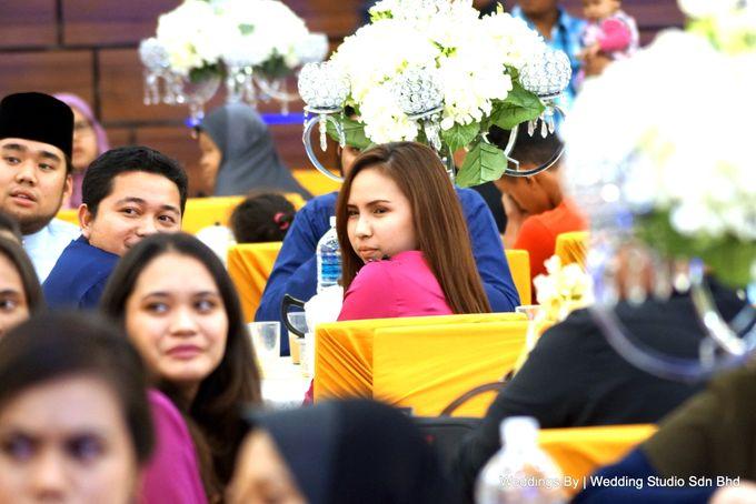 Wedding Reception at IDCC Section 15 Shah Alam by Wedding Studio Sdn Bhd - 047