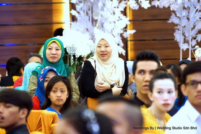 Wedding Reception at IDCC Section 15 Shah Alam by Wedding Studio Sdn Bhd - 048