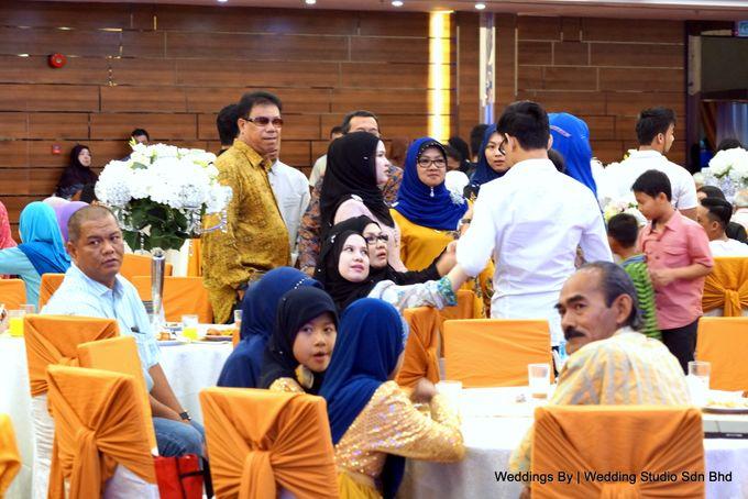 Wedding Reception at IDCC Section 15 Shah Alam by Wedding Studio Sdn Bhd - 050