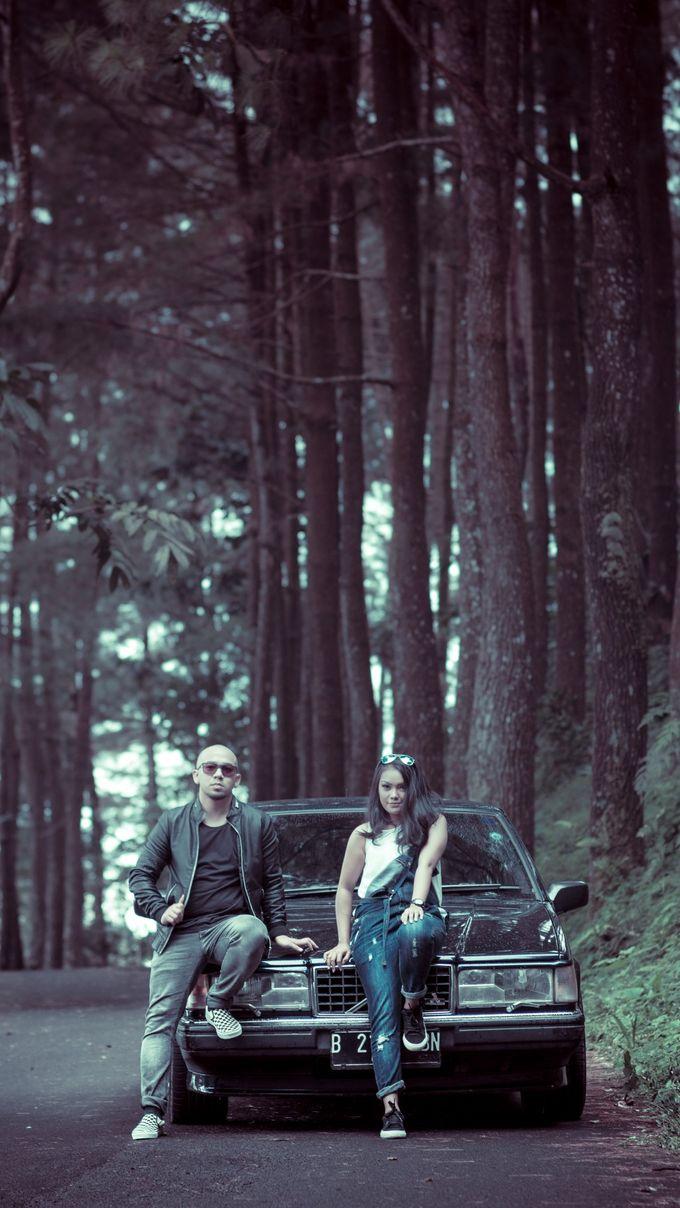 VERY TRI YULISMAN & JANNETTE JULIANIS PRE WEDDING by My Creation Art - 001