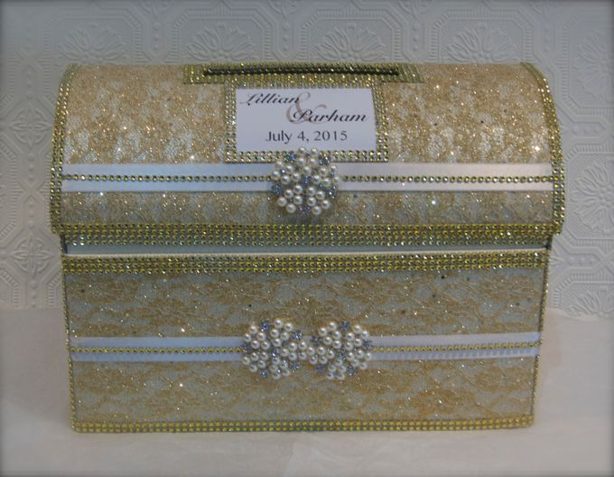 wedding card  boxes by iWedding World - 001