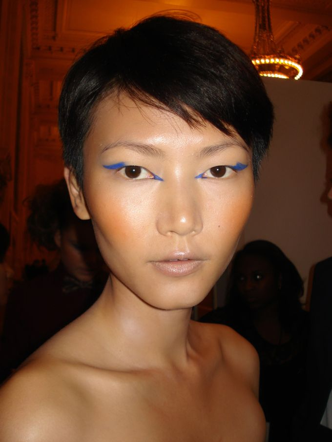 New York Fashion Week by Elza Finishya Makeup Artist - 003