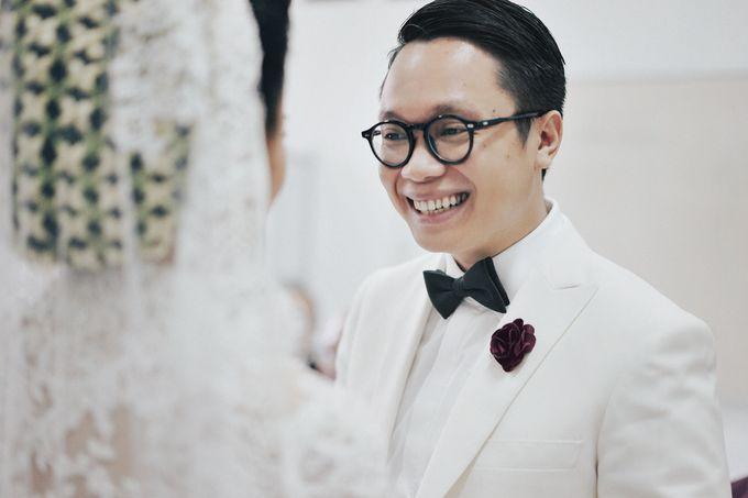 Togi & Jesicca - Holy Matrimony & Batak Ceremony by JAYSU Weddings by Jacky Suharto - 012