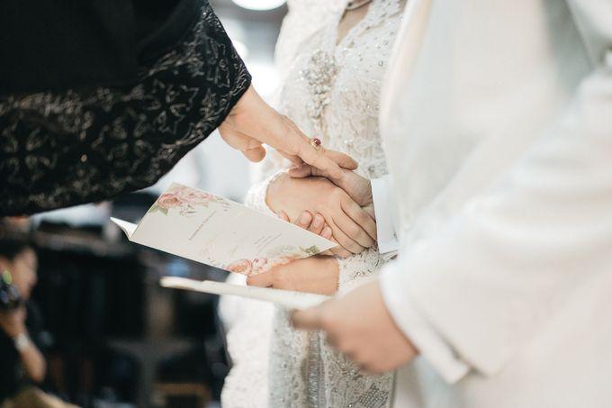 Togi & Jesicca - Holy Matrimony & Batak Ceremony by JAYSU Weddings by Jacky Suharto - 014