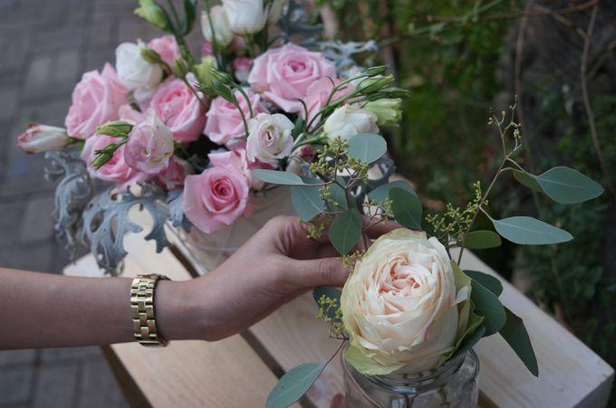 Rustic Wedding by La Bloom Florist - 008