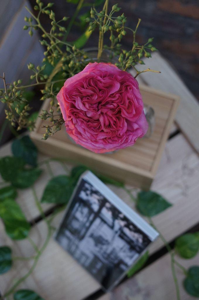 Rustic Wedding by La Bloom Florist - 009