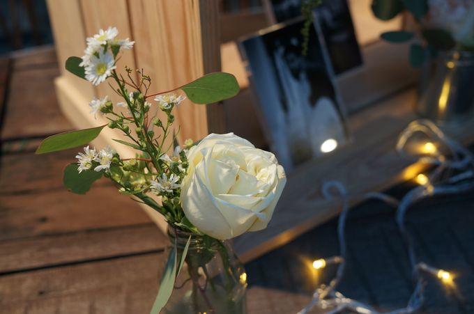 Rustic Wedding by La Bloom Florist - 012