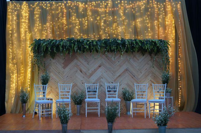 Rustic Wedding by La Bloom Florist - 013