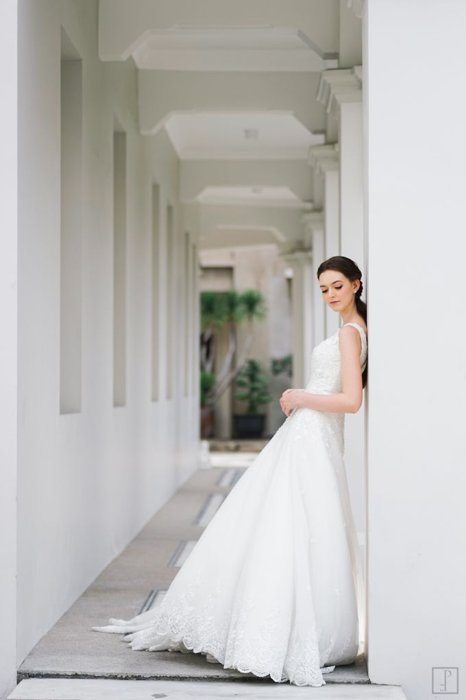 An Urban Bridal Styled Shoot in Joo Chiat Singapore by Peach Frost Studio - 004