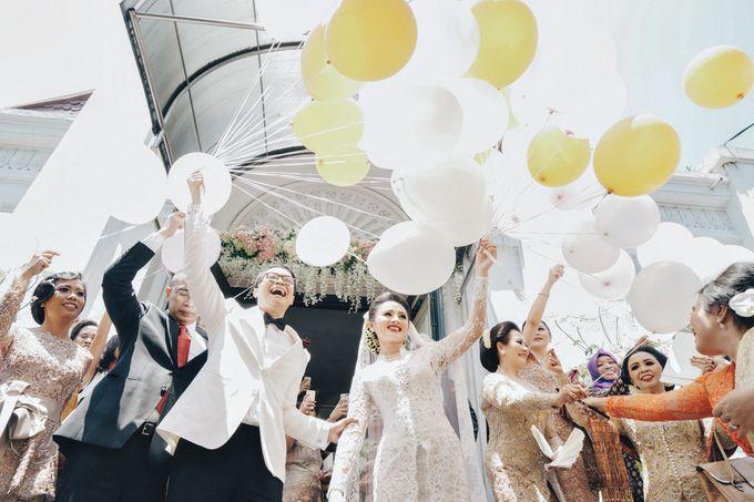 Togi & Jesicca - Holy Matrimony & Batak Ceremony by JAYSU Weddings by Jacky Suharto - 038