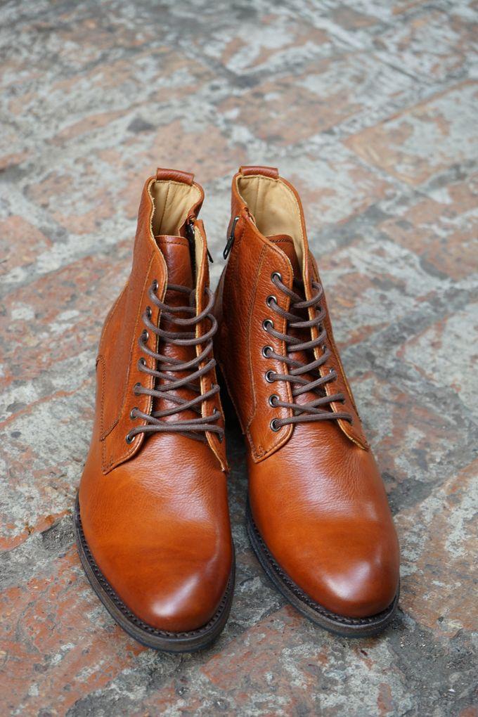 Boots for your Wedding by Mario Minardi | Bridestory.com