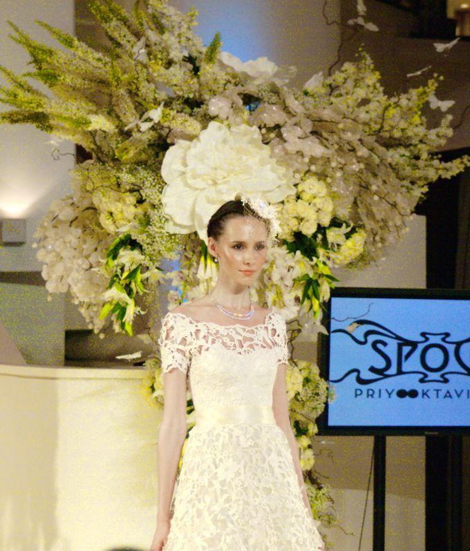 Priyo Oktaviano and Sapto DjojoKartiko Bride show by A Yan's Omintara Professional Make up Artist - 002