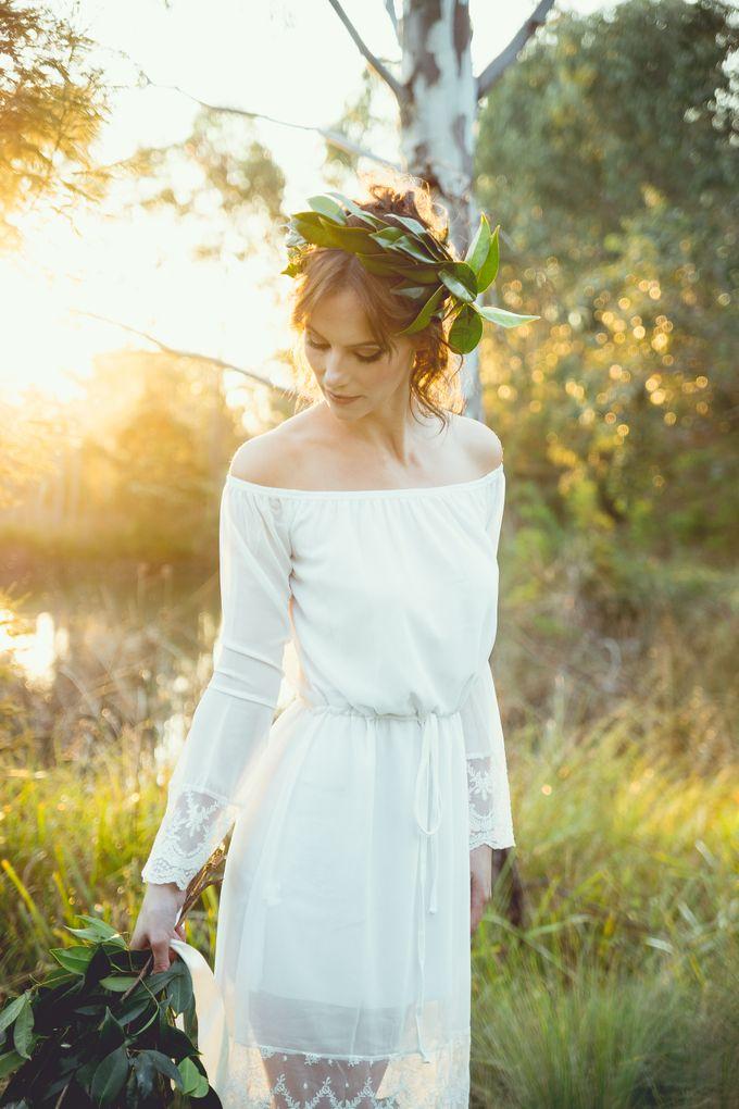 Grecian Bride by Dearest Jolie Weddings - 001
