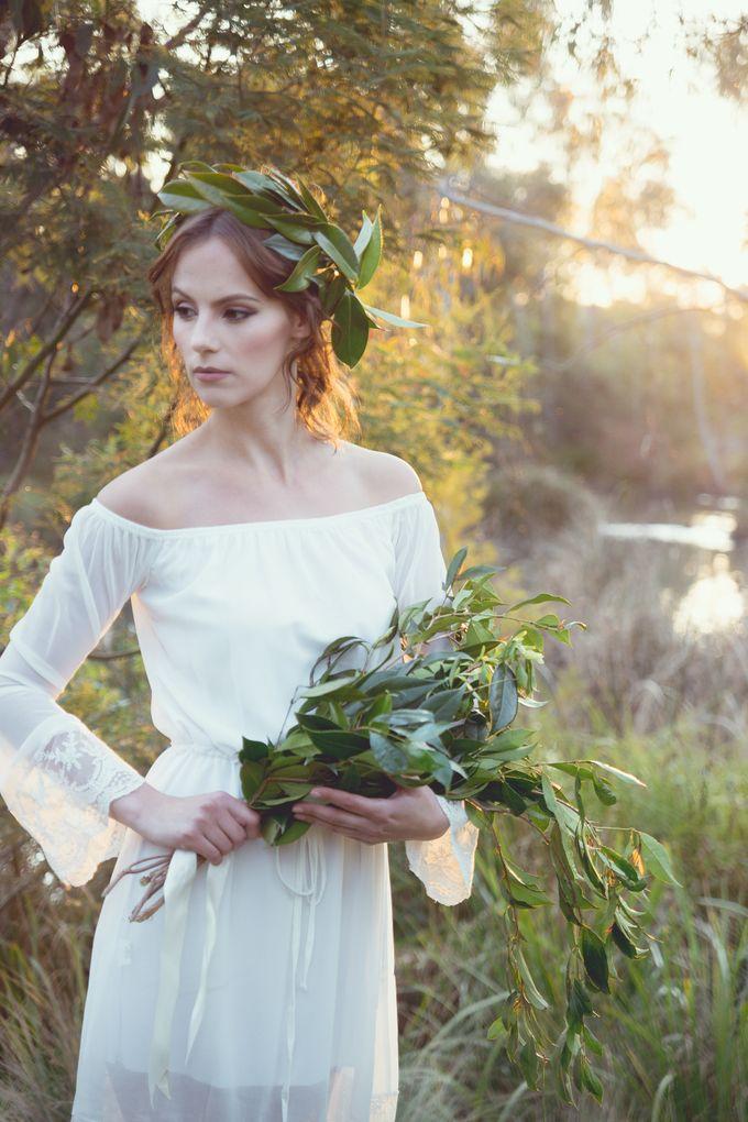 Grecian Bride by Dearest Jolie Weddings - 002