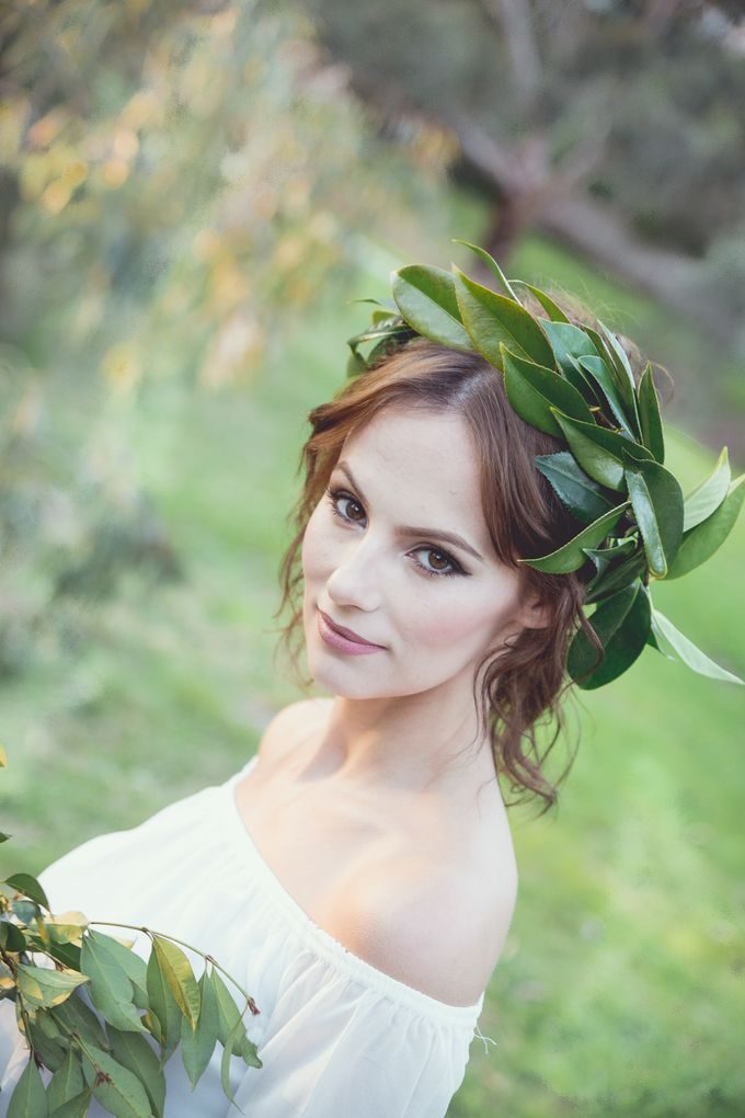 Grecian Bride by Dearest Jolie Weddings - 005