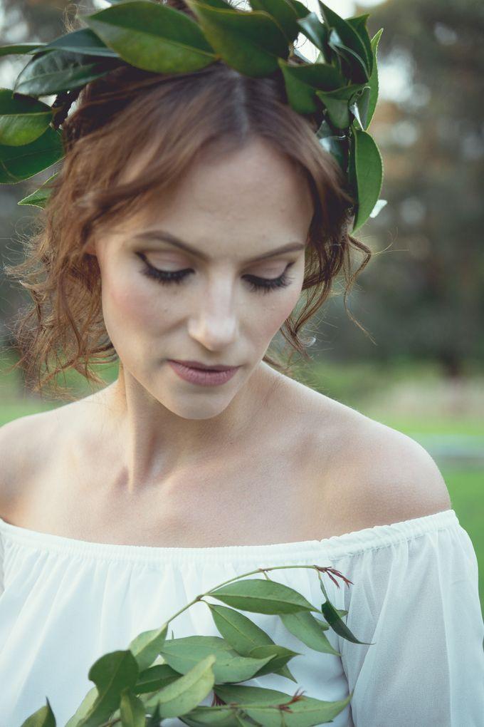 Grecian Bride by Dearest Jolie Weddings - 004