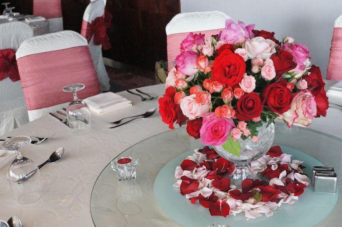 R E D by La Bloom Florist - 004