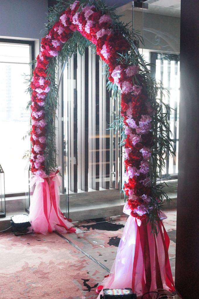 R E D by La Bloom Florist - 006
