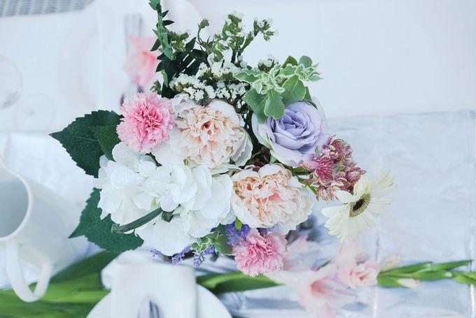Garden Style Wedding by Dearest Jolie Weddings - 001