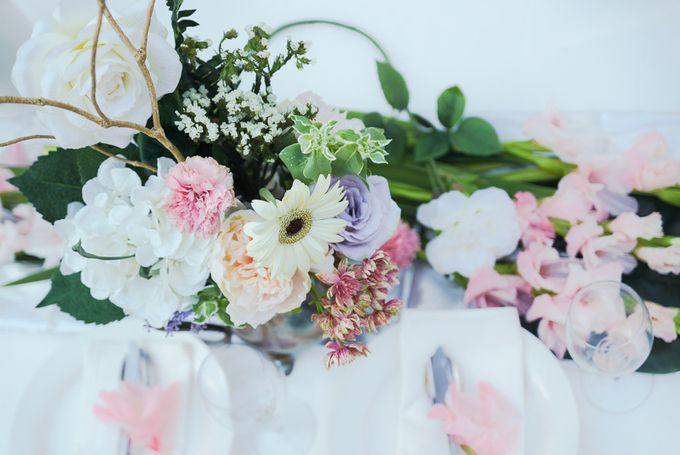 Garden Style Wedding by Dearest Jolie Weddings - 002