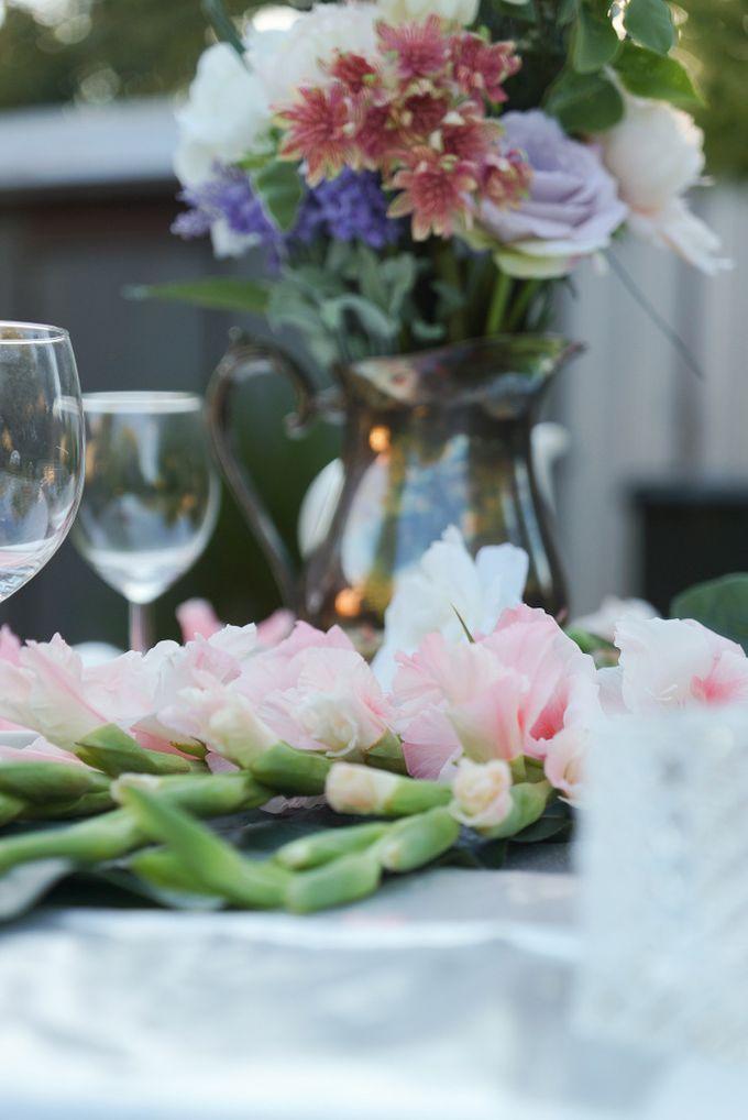 Garden Style Wedding by Dearest Jolie Weddings - 003