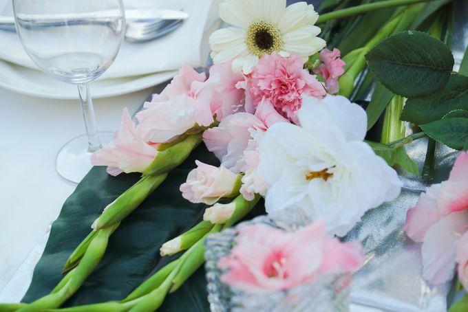 Garden Style Wedding by Dearest Jolie Weddings - 004