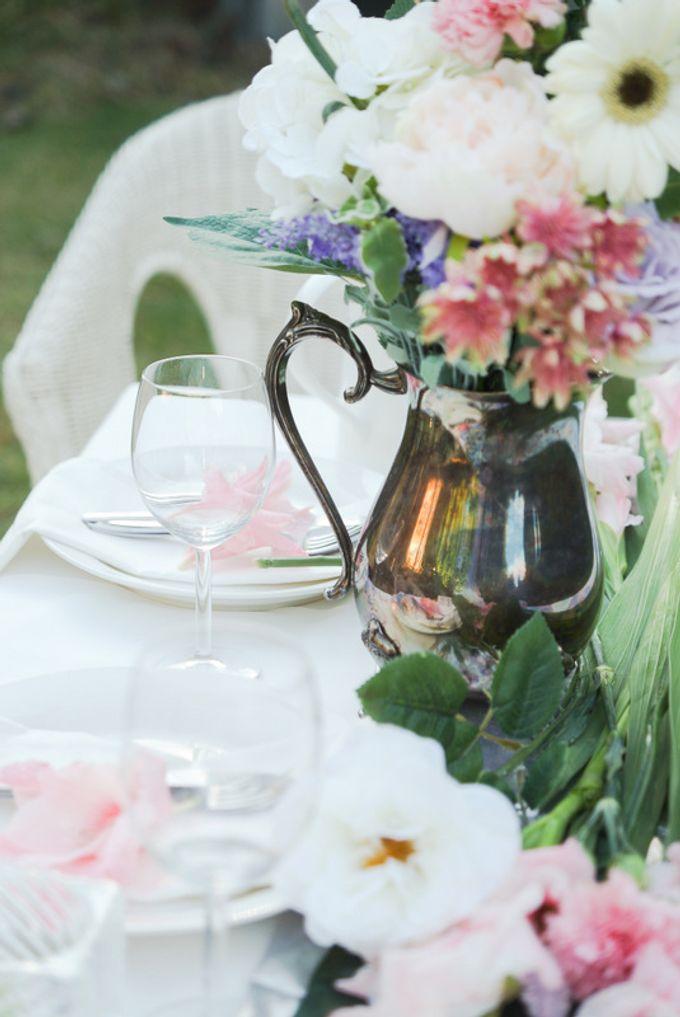 Garden Style Wedding by Dearest Jolie Weddings - 005
