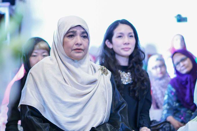 Malay Wedding - Solemnization - Nafisah & Hidhir by Raihan Talib Photography - 016