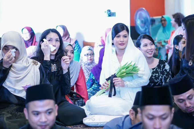 Malay Wedding - Solemnization - Nafisah & Hidhir by Raihan Talib Photography - 020