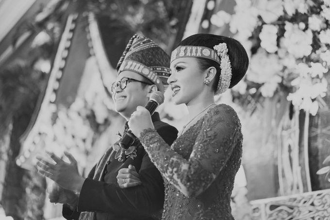 Togi & Jesicca - Holy Matrimony & Batak Ceremony by JAYSU Weddings by Jacky Suharto - 042