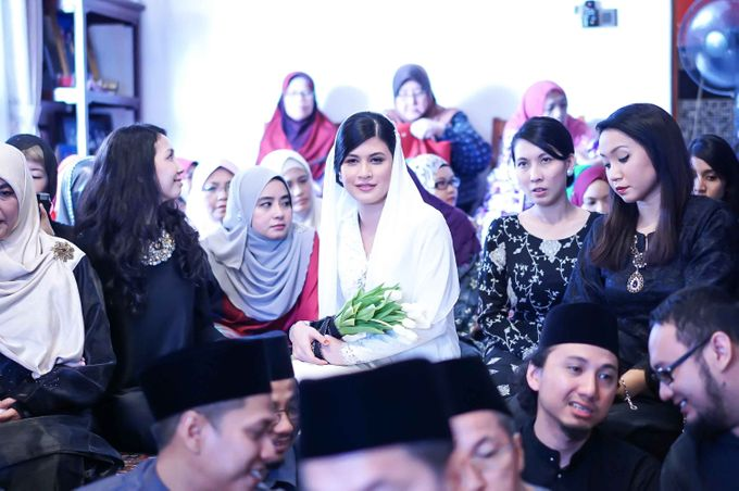 Malay Wedding - Solemnization - Nafisah & Hidhir by Raihan Talib Photography - 015